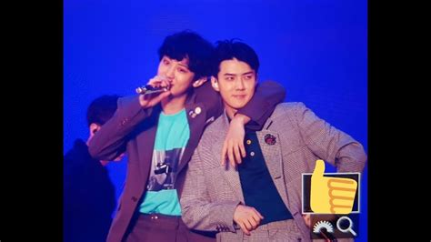 exo we young 180713 exo sehun x chanyeol we young elyxion dot