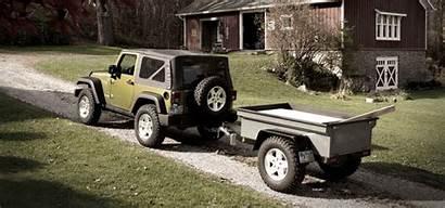 Manley Trailer Orv Road Camper Jeep Trailers