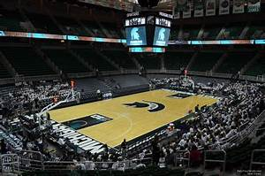 Breslin Center Seating Chart Breslin Center Section 115 Rateyourseats Com
