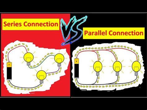 Series Parallel Circuit Youtube