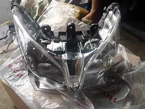 Jual Beli Reflektor Vario 125 Old    Headlamp Vario 125