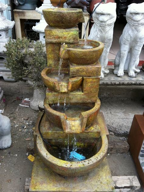 mexican fountains 28 best images about ceramic fountains on pinterest gardens pedestal and backyard water fountains