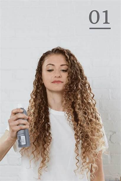 Very Step Beauty Hair Curly Shake Powders