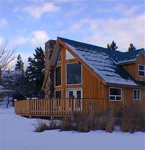Get in Tune with Nature in a Mountain Style Home