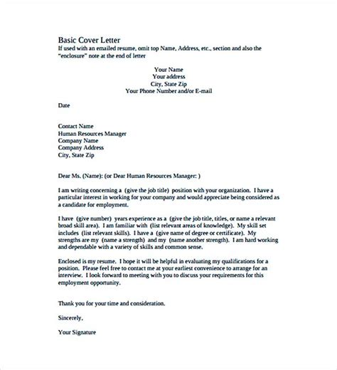 13 cover letter for internship template