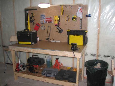 workbench plans   bottom shelf  pegboard
