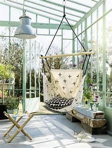 Chaise Suspendue Jardin : diy 5 meubles de jardin fabriquer soi m me l 39 an vert du d cor ~ Teatrodelosmanantiales.com Idées de Décoration