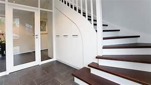 Treppe Mit Stauraum : die schlichte treppe mit viel stauraum in eiche gebeizt ~ Michelbontemps.com Haus und Dekorationen