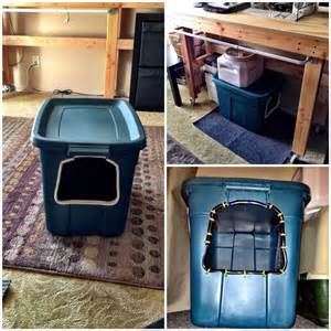 cat litter box ideas cat litter box hiding furnish burnish