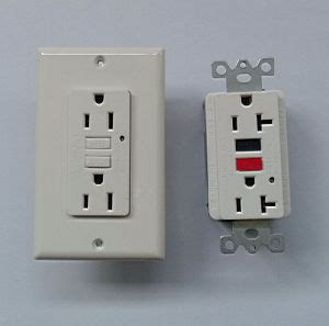 China Ground Fault Circuit Interrupters Gfci