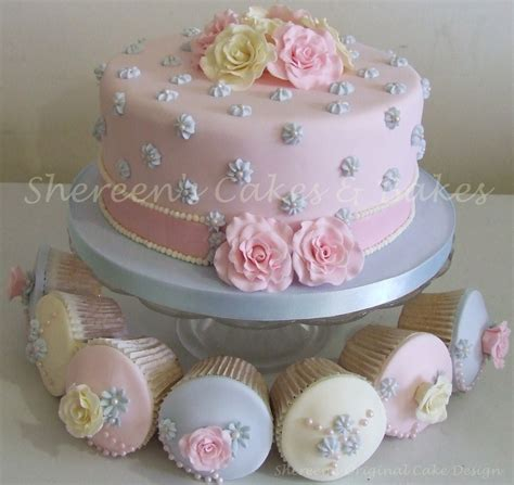 shabby chic cake decorations shabby chic cake cupcakes cakecentral com