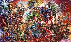 Marvel 4K Wallpaper WallpaperSafari