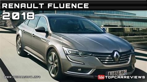 2018 Renault Fluence Review Rendered Price Specs Release