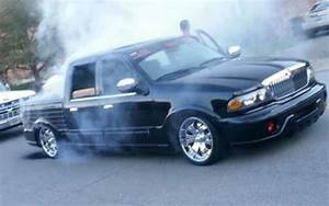 My Ride  A Lowered 2002 Lincoln Blackwood