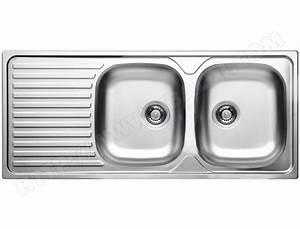 Evier Inox Brossé : evier inox de cuisine pas cher vente eviers inox telka ~ Premium-room.com Idées de Décoration