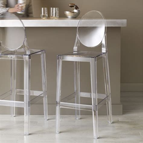 chaise kartel 1000 ideas about acrylic bar stools on retro