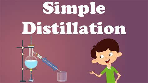 Simple Distillation Aumsum Youtube
