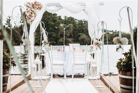 Hochzeit In Blush, Rose & Pastell Elegant, Chic Und Mit
