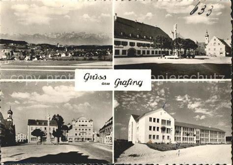 Ak  Ansichtskarte Grafing Muenchen Goetheinstitut Oberer