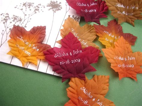fall  love  favors  flowers    fall