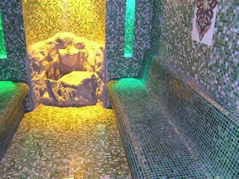 equipos  banos de vapor saunas duran