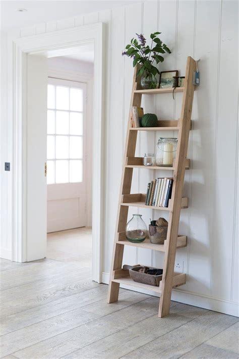 Treppe Als Regal by Oak Ladder Shelf