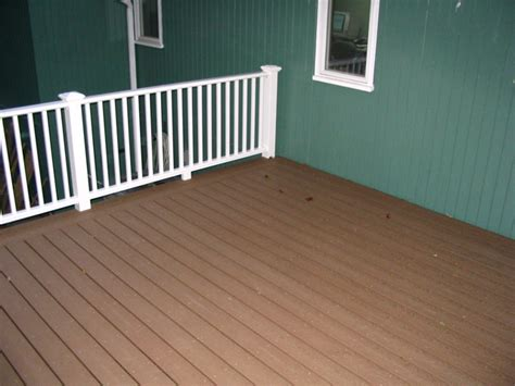 Upper Level Deck Designs