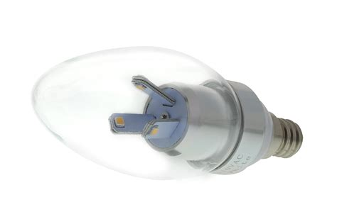4w candelabra led decorative bulb dimmable medix