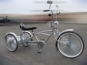 Big Wheel Trike Chopper