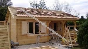 Vente Chalet Bois Habitable : vente de chalet bois en kit stmb construction chalets bois ~ Melissatoandfro.com Idées de Décoration