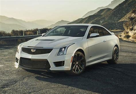 Cadillac Ats V Specs by Cadillac Ats V Coupe And Sedan Specs Performance