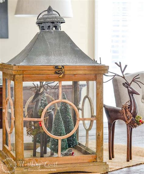 Decorating Ideas With Lanterns by Decorating With Lanterns Worthing Court