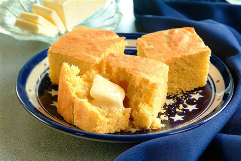 .tender buttermilk cornbread packed with corn kernels and flecked with red pepper i actually started thinking about doing a firecracker cornbread around the time i was i love all things cornmeal: Recipe for Albers Cornbread