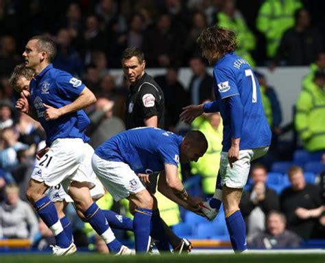 Soccer – Barclays Premier League – Everton v Newcastle ...