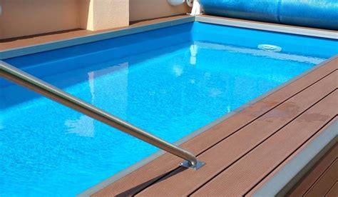 Haus Kaufen Mit Pool Schweiz by Pool Kaufen Gfk Fertigpool Bestway Schweiz Villa Mit