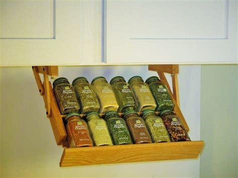 cabinet spice rack  owner builder network