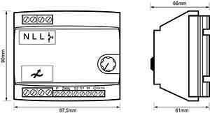 Modular Dimmer For Led Lamps - Re El5 Le1