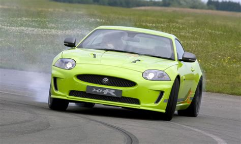 Jaguar Xkr Goodwood Special Official Photos Autoevolution