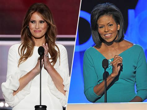 Melania Trump RNC speech plagiarized from Michelle Obama - Business Insider