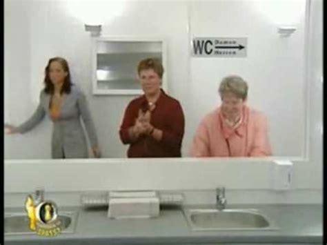 Bathroom Mirror Prank by Hilarious Bathroom Prank
