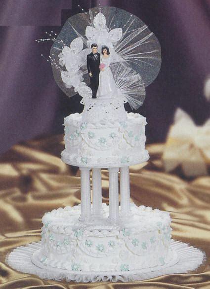 rhapsody in blue wedding cake kit ak 010 wedding cake decoration