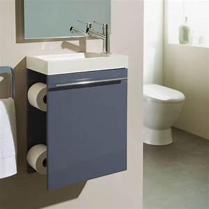 Papier Toilette Pas Cher : nouveaut meuble lave mains gris souris distributeur ~ Farleysfitness.com Idées de Décoration