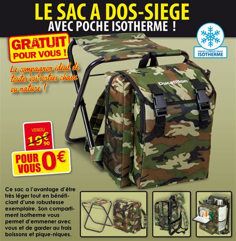 siege sac a dos sac a dos siege chasse pêche randoné pictures to pin on