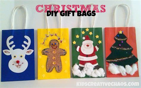 lora langston s blog diy christmas gift bag ideas