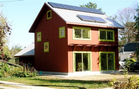 Passive House : Wisconsin Passive House Owner Says Drop On By Anytime