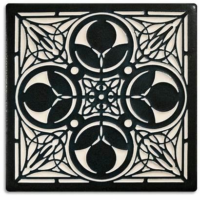 Tile Motawi Moore Nathan Tiles 6x6 Ceramic