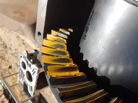 Gear pattern,GM 12 bolt car.