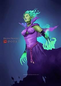 Krobelus - Death Prophet from DotA 2 by VirtualMan209 on ...