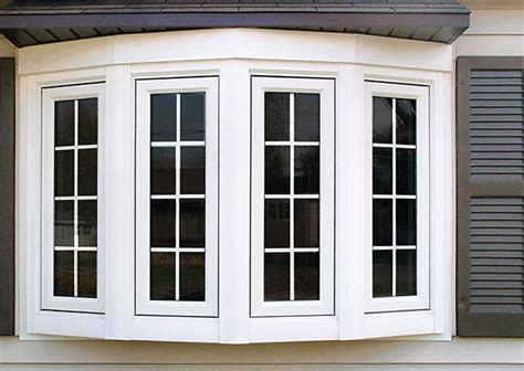 Bow Window : Custom Window Styles Available