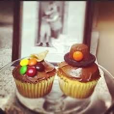 thanksgiving cupcakes cakes pinterest